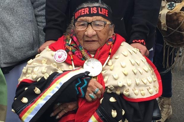 The Women of Standing Rock